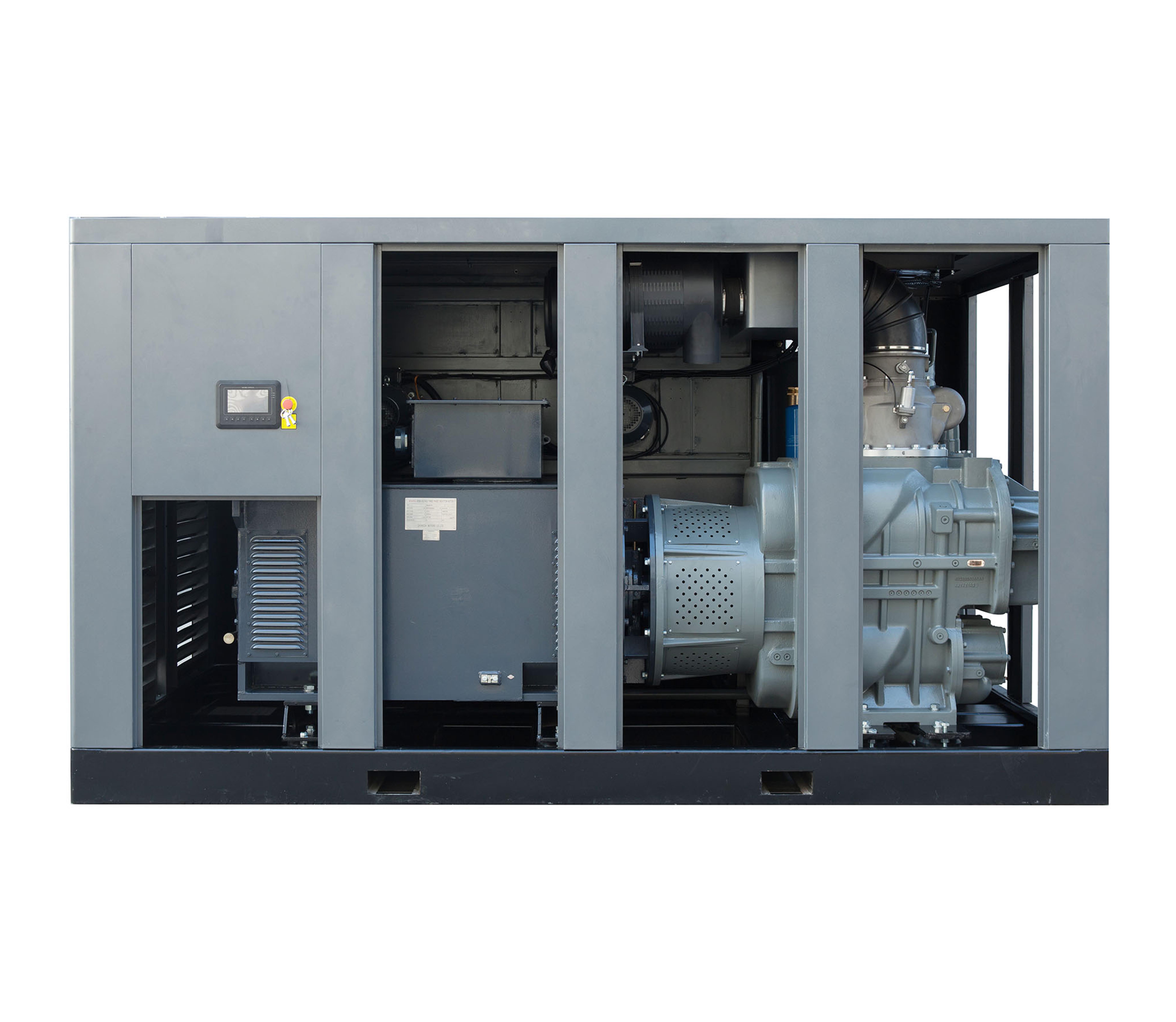 200KW两级螺杆空压机