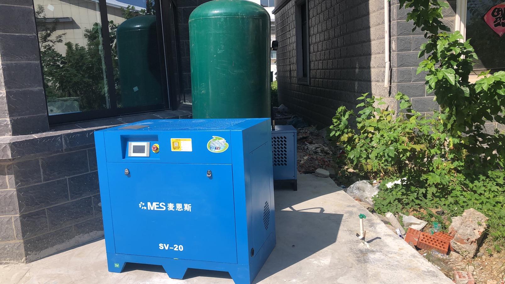 生物发酵领域应选择什么类型的空压机?